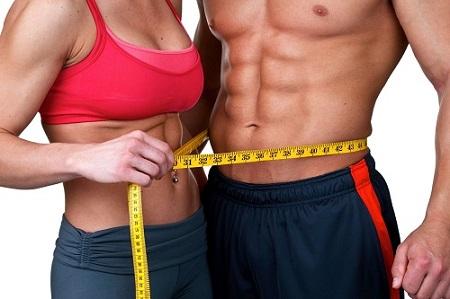 Сбросить лишний жир и нарастить мышечную массу.