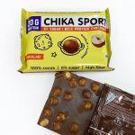 BombBar - CHIKALAB Шоколад молочный с фундуком 100 гр. - Арт. 001909 - Товар из Интернет-магазина ВКУС победы - магазин спортивного питания = 165 РУБ.