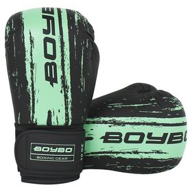 BoyBo - BoyBo Перчатки боксерские Stain BGS322, Флекс, голубой - Арт. 001928 - Товар из Интернет-магазина ВКУС победы - магазин спортивного питания = 1590 РУБ.