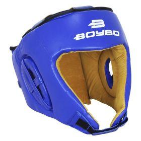 BoyBo - BoyBo Шлем Nylex, боевой, синий - Арт. 001936 - Товар из Интернет-магазина ВКУС победы - магазин спортивного питания = 1990 РУБ.
