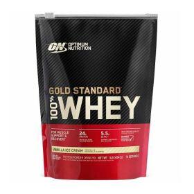 Optimum Nutrition - Optimum Nutrition 100% Whey Gold Standard 454 гр. - Арт. 000926 - Товар из Интернет-магазина ВКУС победы - магазин спортивного питания = 1250 РУБ.