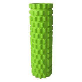 ESPADO - Ролик массажный ESPADO ES2702, размер 45х14 см, цвет зеленый - Арт. 002058 - Товар из Интернет-магазина ВКУС победы - магазин спортивного питания = 1450 РУБ.