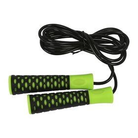 ESPADO - Скакалка ESPADO ES2145, цвет зеленый - Арт. 002061 - Товар из Интернет-магазина ВКУС победы - магазин спортивного питания = 450 РУБ.