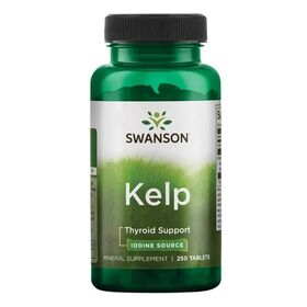 Swanson - Swanson Kelp Iodine Source 225 мг 250 таб. - Арт. 002096 - Товар из Интернет-магазина ВКУС победы - магазин спортивного питания = 790 РУБ.