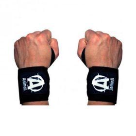 Universal Nutrition - Кистевые бинты Animal Wrist Wraps пара - Арт. 001091 - Товар из Интернет-магазина ВКУС победы - магазин спортивного питания = 900 РУБ.