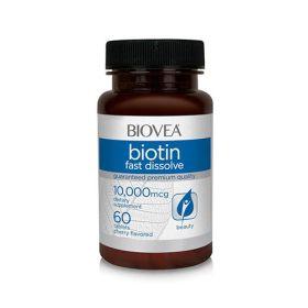 Biovea - BioVea BIOTIN 10,000 мкг 60 таб. - Арт. 001256 - Товар из Интернет-магазина ВКУС победы - магазин спортивного питания = 790 РУБ.