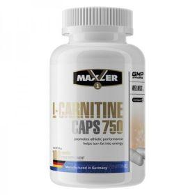 Maxler - Maxler L-Carnitine Caps 750 мг 100 капс. - Арт. 000717 - Товар из Интернет-магазина ВКУС победы - магазин спортивного питания = 1250 РУБ.