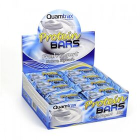 Quamtrax Nutrition - Quamtrax Nutrition Protein Bars Протеиновый батончик 35 гр. - Арт. 001033 - Товар из Интернет-магазина ВКУС победы - магазин спортивного питания = 95 РУБ.