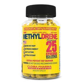 Cloma Pharma - Cloma Pharma Methyldrene 25 Eca Stack 100 капс. - Арт. 00486 - Товар из Интернет-магазина ВКУС победы - магазин спортивного питания = 1790 РУБ.