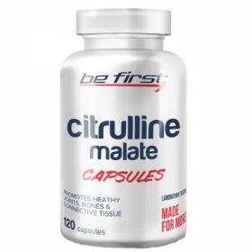 Be First - Be First Citrulline Malate Caps 100 капс. - Арт. 001444 - Товар из Интернет-магазина ВКУС победы - магазин спортивного питания = 480 РУБ.