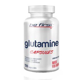 Be First - Be First Glutamine Capsules 120 капс. - Арт. 001445 - Товар из Интернет-магазина ВКУС победы - магазин спортивного питания = 520 РУБ.