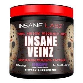 Insane Labz - Insane Labz Insane Veinz 139 гр. 35 порций - Арт. 001292 - Товар из Интернет-магазина ВКУС победы - магазин спортивного питания = 2190 РУБ.