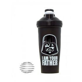 """IronTrue - Шейкер STAR WARS Darth Vader """"I am your Father"""" (SW901-600DV) 700 мл - Арт. 001478 - Товар из Интернет-магазина ВКУС победы - магазин спортивного питания = 390 РУБ."""