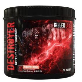 Killer Labz - Killer Labz Destroyer 270 гр. 30 порций - Арт. 000913 - Товар из Интернет-магазина ВКУС победы - магазин спортивного питания = 2660 РУБ.