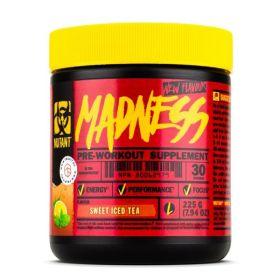 Mutant - Mutant Madness 225 гр. - Арт. 001427 - Товар из Интернет-магазина ВКУС победы - магазин спортивного питания = 1590 РУБ.