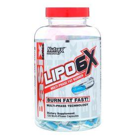 Nutrex - Nutrex Lipo 6 X 120 капс. - Арт. 001623 - Товар из Интернет-магазина ВКУС победы - магазин спортивного питания = 2190 РУБ.