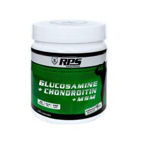 RPS - RPS Glucosamine  + Chondroitin + MSM 240 капс. - Арт. 001525 - Товар из Интернет-магазина ВКУС победы - магазин спортивного питания = 890 РУБ.