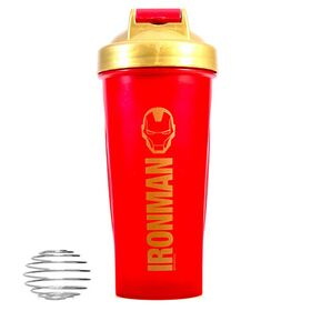 IronTrue - Шейкер Iron Man 700 мл (M901-600IM) - Арт. 001475 - Товар из Интернет-магазина ВКУС победы - магазин спортивного питания = 390 РУБ.