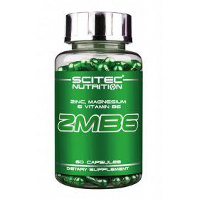 Scitec - Scitec ZMB6 60 капс. - Арт. 001426 - Товар из Интернет-магазина ВКУС победы - магазин спортивного питания = 550 РУБ.