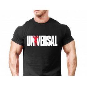 Universal Nutrition - Футболка Universal Nutrition (хлОпок) - Арт. 001576 - Товар из Интернет-магазина ВКУС победы - магазин спортивного питания = 950 РУБ.