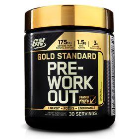 Optimum Nutrition - Optimum Nutrition Pre-Workout 300 гр. 30 порций - Арт. 001440 - Товар из Интернет-магазина ВКУС победы - магазин спортивного питания = 1790 РУБ.