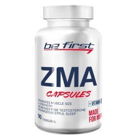 Be First - Be First ZMA + Vitamin D3 90 капс. - Арт. 001636 - Товар из Интернет-магазина ВКУС победы - магазин спортивного питания = 670 РУБ.