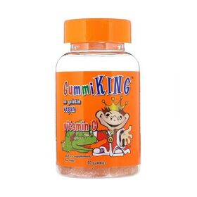 GummiKing - GummiKing Витамин C для детей 60 мармеладок - Арт. 001651 - Товар из Интернет-магазина ВКУС победы - магазин спортивного питания = 640 РУБ.