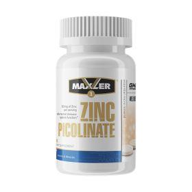 Maxler - Maxler Zinc Picolinate 50 мг 60 таб. - Арт. 001708 - Товар из Интернет-магазина ВКУС победы - магазин спортивного питания = 420 РУБ.
