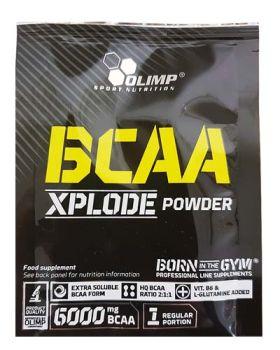 Olimp - Olimp BCAA Xplode powder пробник 1 порция 10 гр. - Арт. 001049 - Товар из Интернет-магазина ВКУС победы - магазин спортивного питания = 100 РУБ.